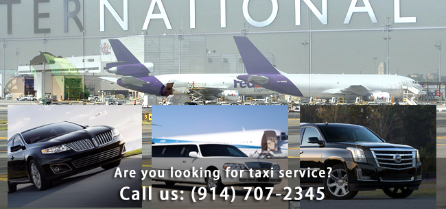 Airport transportation Yorktown heights services